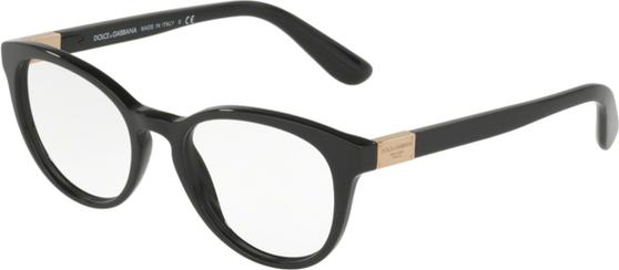 ZMNIEJSZONE O 50% Czarne okulary damskie Dolce & Gabbana Akcesoria Damskie Okulary damskie PL VHIQPL-6