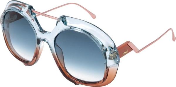 Stała usługa Okulary damskie Fendi Akcesoria Damskie Okulary damskie GB BAQZGB-6