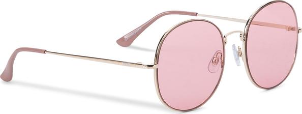 sprzedaż RÓżowe okulary damskie Vans Akcesoria Damskie Okulary damskie XM TQNTXM-6