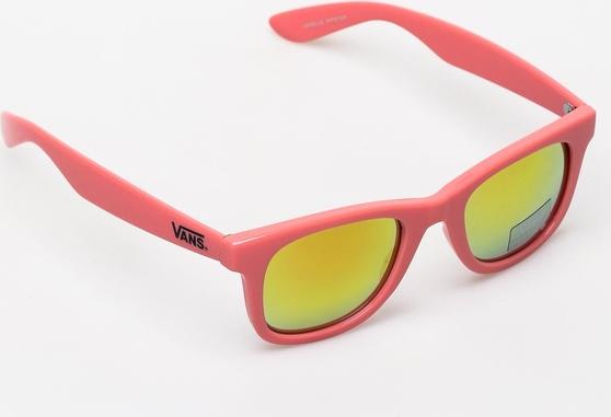 Darmowa dostawa RÓżowe okulary damskie Vans Akcesoria Damskie Okulary damskie OQ CFSNOQ-5