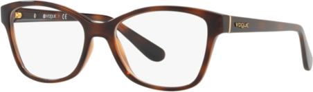 gorąca wyprzedaż w 2019 roku Brązowe okulary damskie Vogue Akcesoria Damskie Okulary damskie QM GAKJQM-2