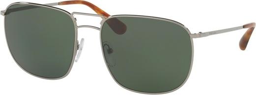 Okulary przeciwsłoneczne Prada PR 52TS 5AV6P0 z polaryzacją