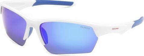 Okulary przeciwsłoneczne SP20072 Solano (biały/niebieski)