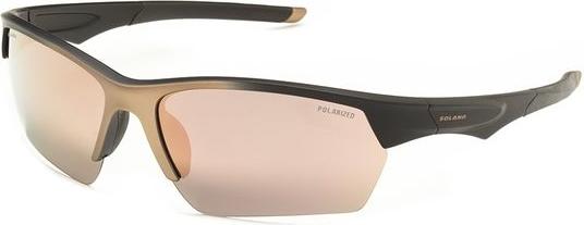 Okulary przeciwsłoneczne SP20072 Solano (czarny/złoty)