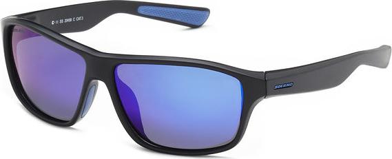 Okulary przeciwsłoneczne SS20458 Solano (grey/icy blue)