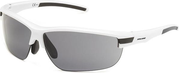 Okulary sportowe przeciwsłoneczne SP60015 Solano (czarno-białe)