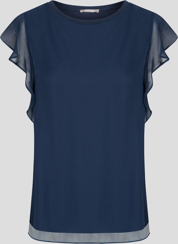 Orsay bluzka z falbanami