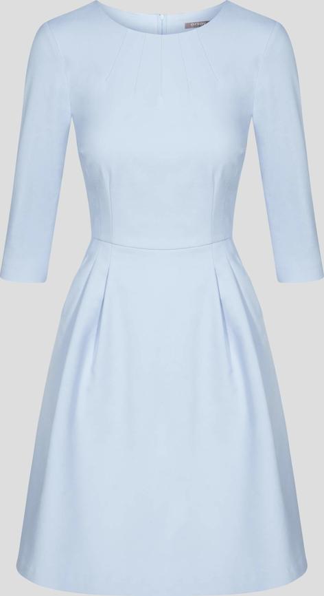 10121fd9bc Orsay rozkloszowana sukienka z kieszeniami