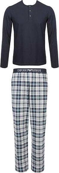 Piżama Emporio Armani