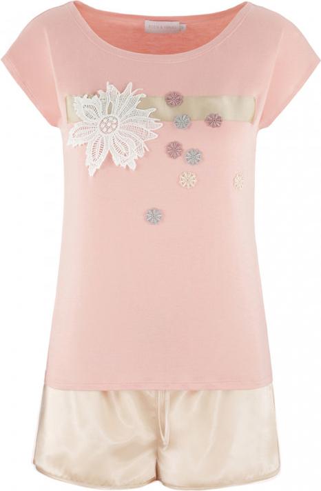 Piżama POTIS & VERSO w stylu casual