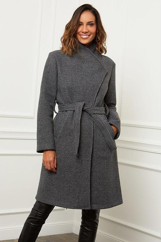 Płaszcz Alice & Charlotte w stylu casual