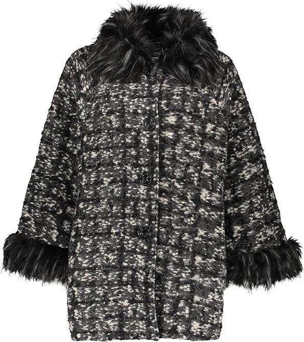 Płaszcz Cosy Winter z wełny