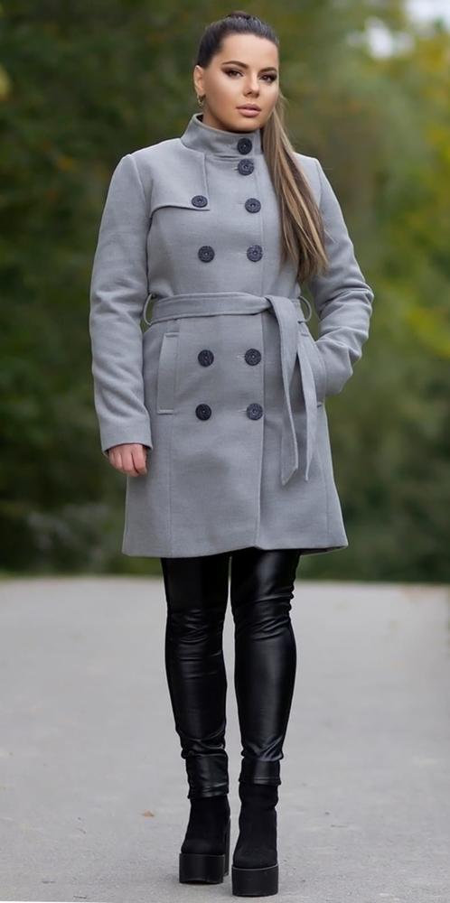 Płaszcz DAFNIS w stylu casual