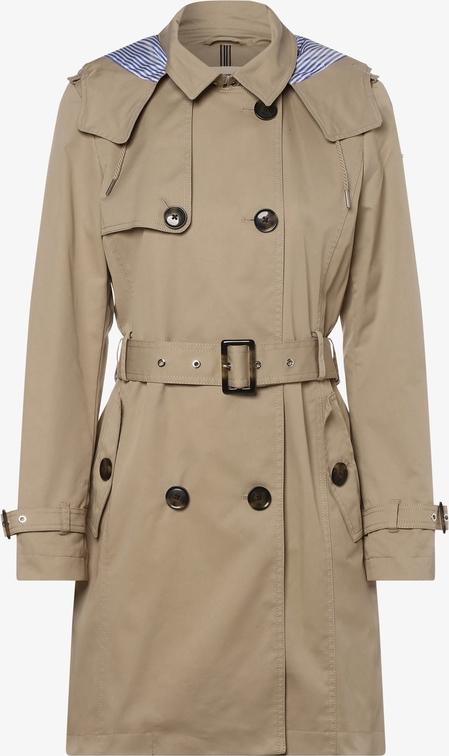 Płaszcz Esprit w stylu klasycznym