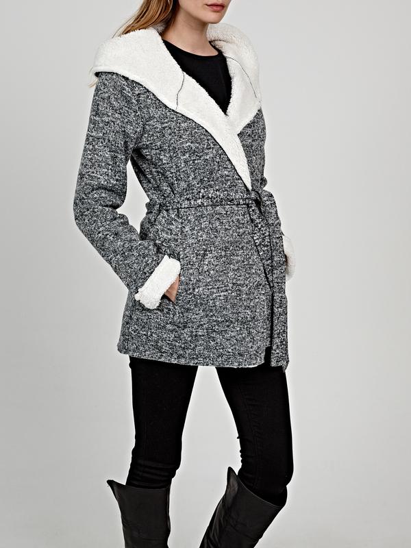 Płaszcz Gate w stylu casual