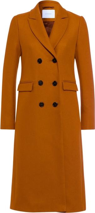 Płaszcz Ivy & Oak z wełny