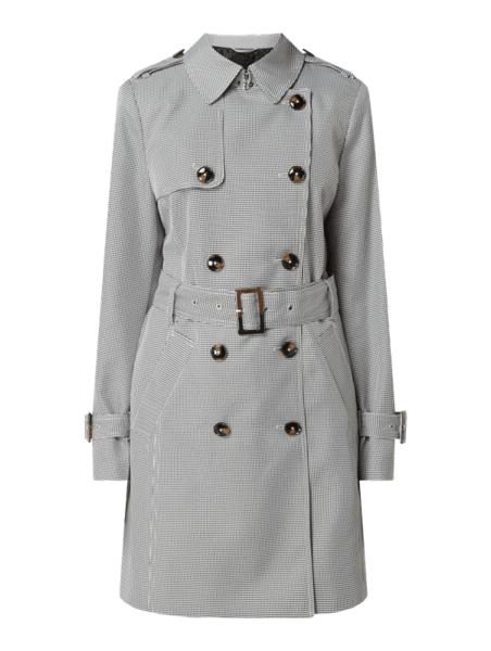 Płaszcz Jake*s Collection w stylu klasycznym