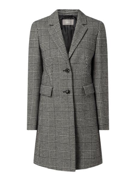 Płaszcz Jake*s Collection z wełny