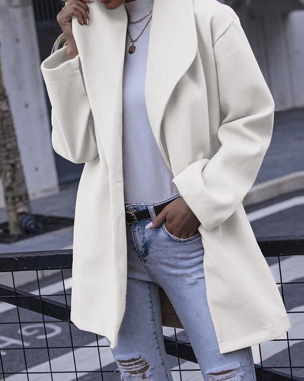 Płaszcz Kendallme z wełny