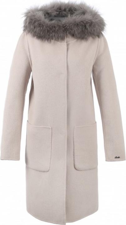 Płaszcz Oakwood w stylu casual z wełny