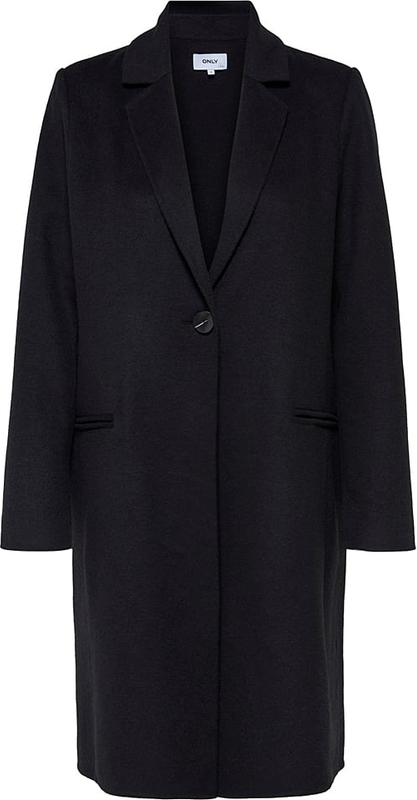 Płaszcz Only w stylu casual z wełny
