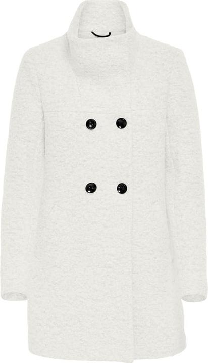 Płaszcz Only z wełny