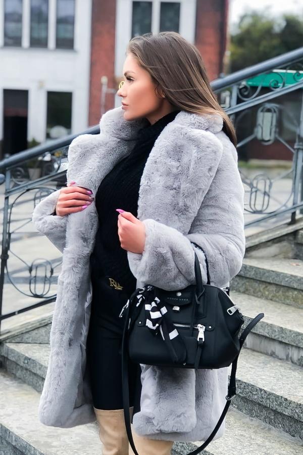 Płaszcz Produkt Importowany w stylu casual