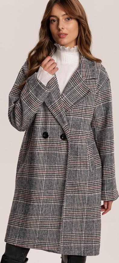 Płaszcz Renee w stylu casual