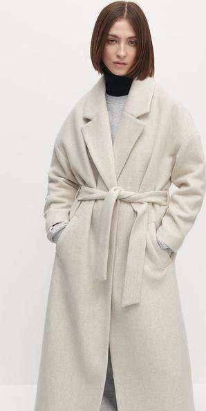 Płaszcz Reserved z wełny