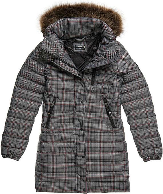 Płaszcz Superdry w stylu casual