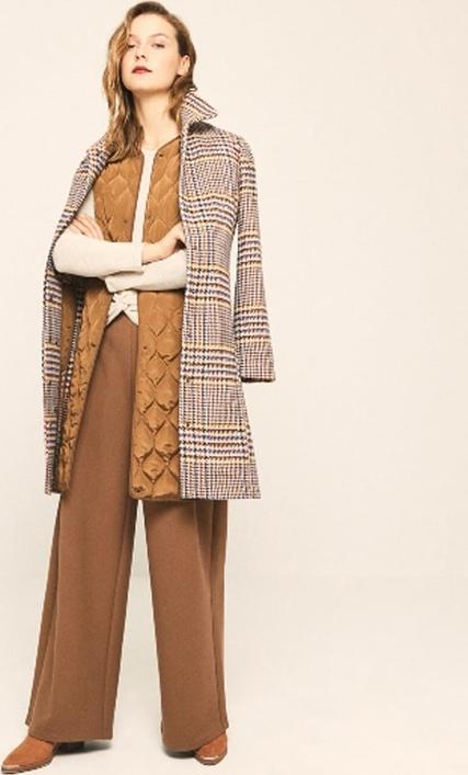 Płaszcz Surkana w stylu casual