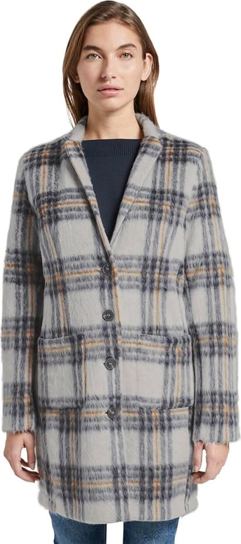 Płaszcz Tom Tailor z wełny