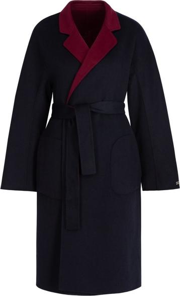 Płaszcz Tommy Hilfiger w stylu casual