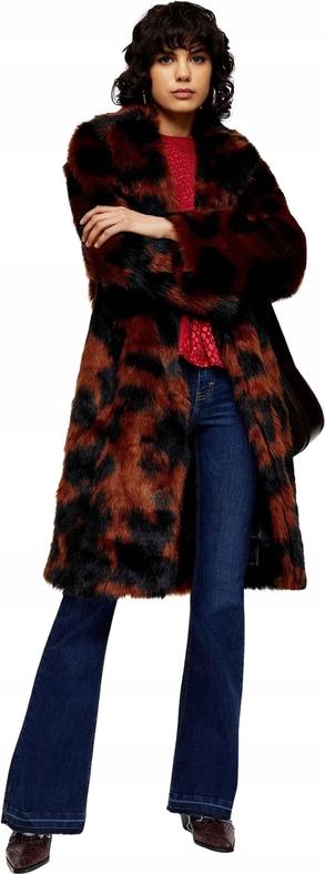 Płaszcz Topshop w stylu casual