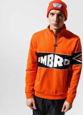 Pomarańczowa bluza Umbro