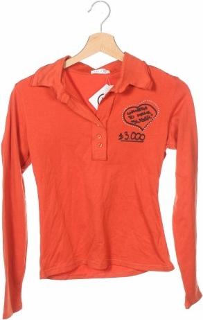 Pomarańczowa bluzka dziecięca Light