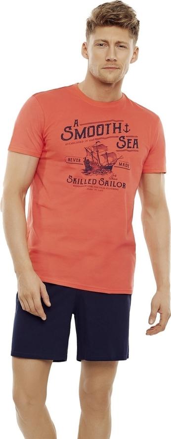 Pomarańczowa piżama Henderson