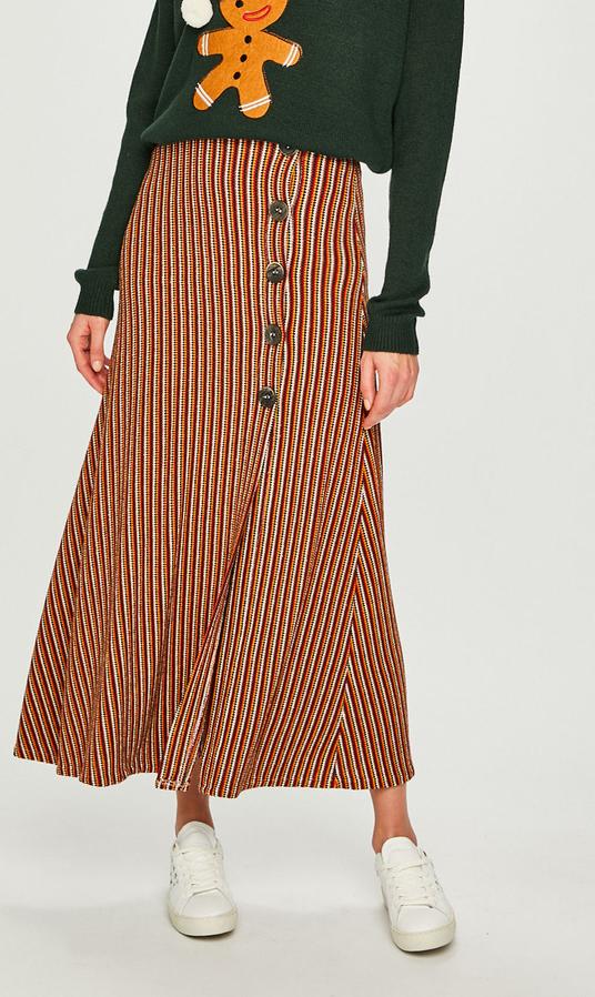 Pomarańczowa spódnica Answear