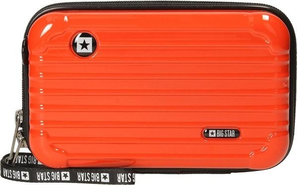 Pomarańczowa torebka Big Star