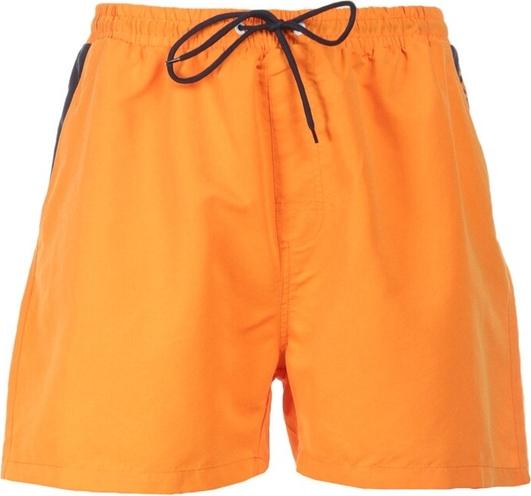 Pomarańczowe kąpielówki born2be