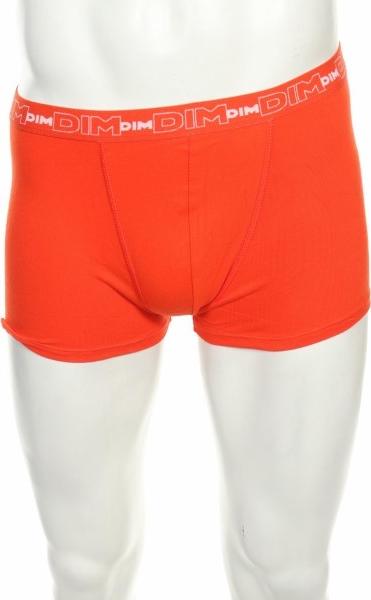 Pomarańczowe majtki DIM