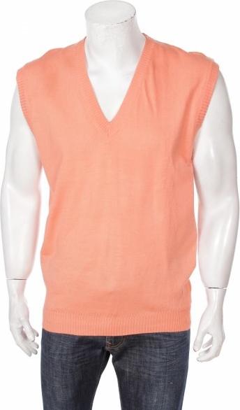 Pomarańczowy sweter Express