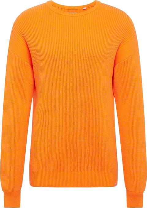 Pomarańczowy sweter Jack & Jones