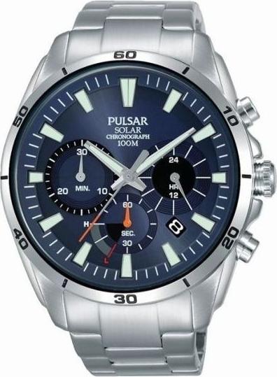 Pulsar Chronograph Solar PZ5057X1