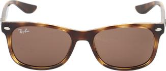 Ray-ban okulary przeciwsłoneczne 'junior new wayfarer'