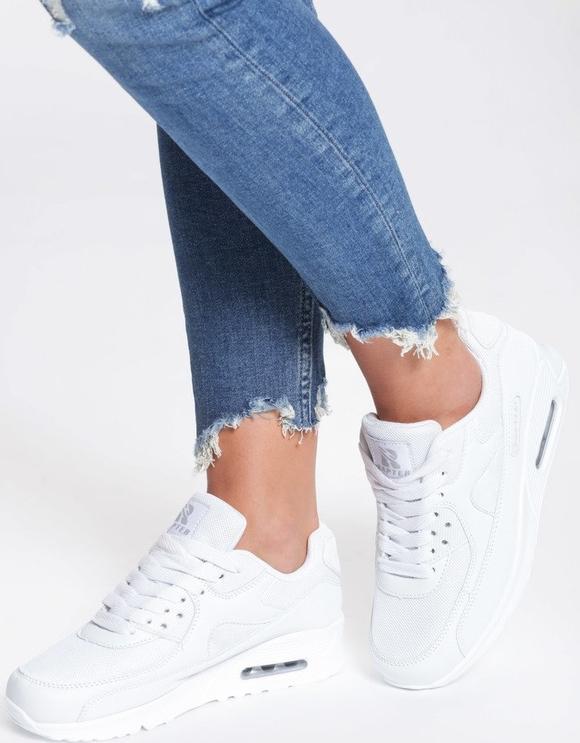 Renee białe buty sportowe classical nilda