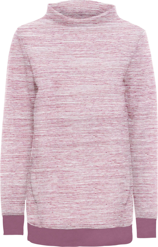 Różowa bluza bonprix john baner jeanswear