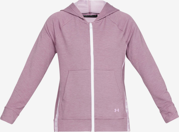 Różowa bluza Under Armour