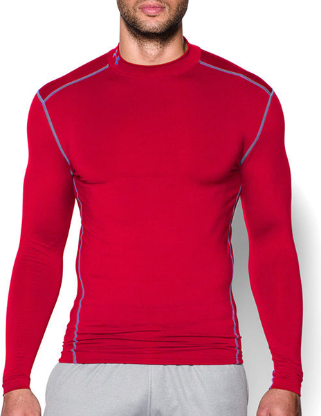 Różowa bluza Under Armour z plaru
