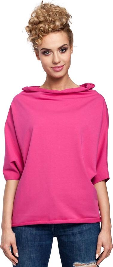Różowa bluzka MOE